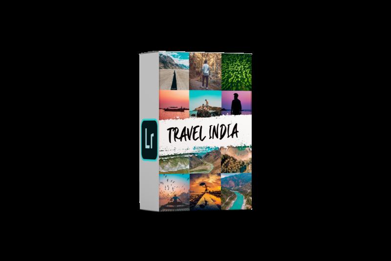 TRAVEL INDIA 100+ Presets
