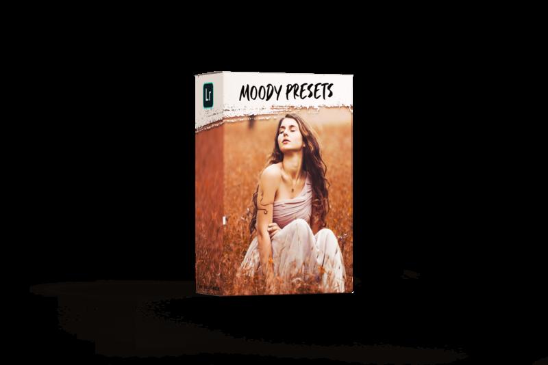 SG Moody Tones 10 Premium Desktop Presets