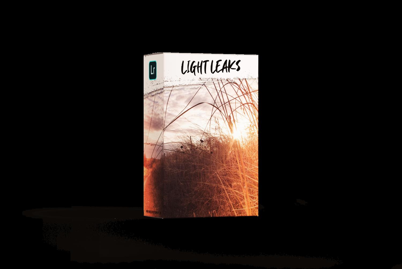 SG Light Leaks : 50 Desktop Presets