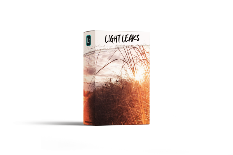 SG Light Leaks : 50 Desktop Presets