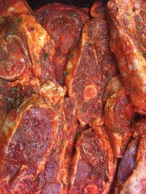 Marinated Lamb Shoulder 1kg