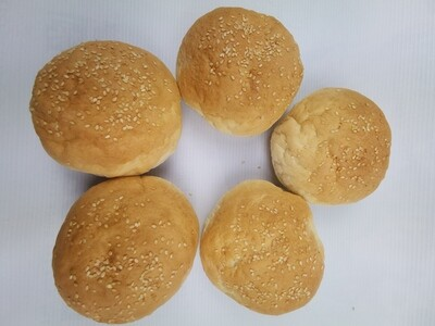 Burger Bun 5pcs