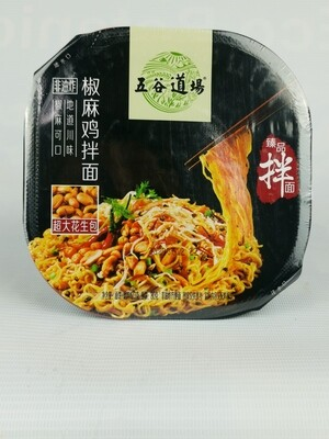 Wududaocan Peppercorn Chicken Noodle 123g