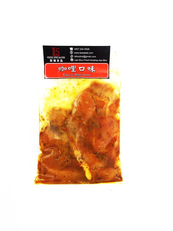 Curry Chicken Chop (Breast)