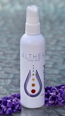 Althea Body Spray 4oz