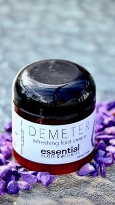 Demeter Refreshing Foot Cream 4oz/120ml
