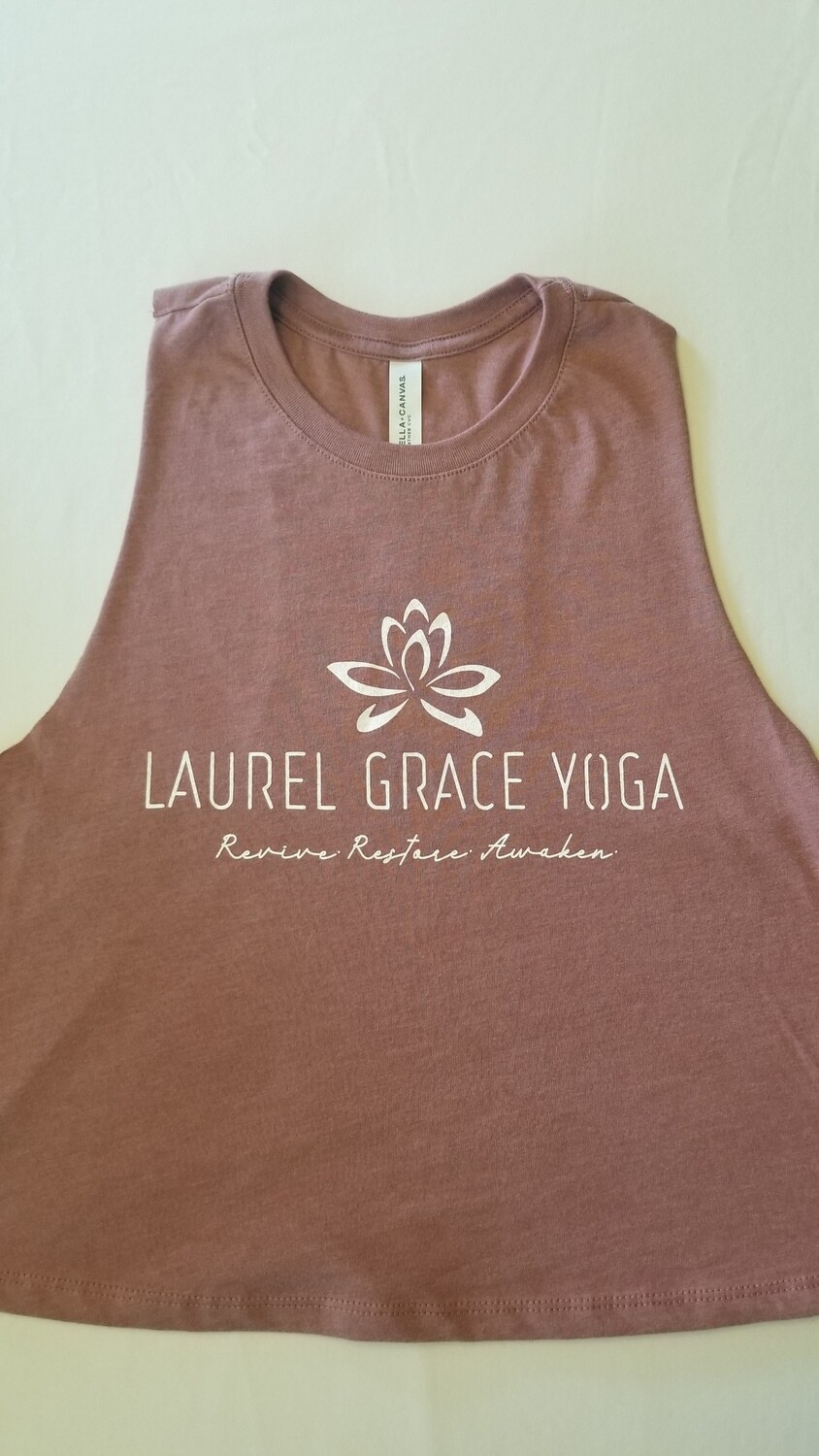 Laurel Grace Yoga Crop Top