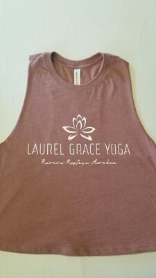 Laurel Grace Yoga Crop Top