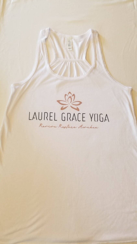 Laurel Grace Yoga Flowy Tank