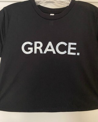 Grace Cropped Tee