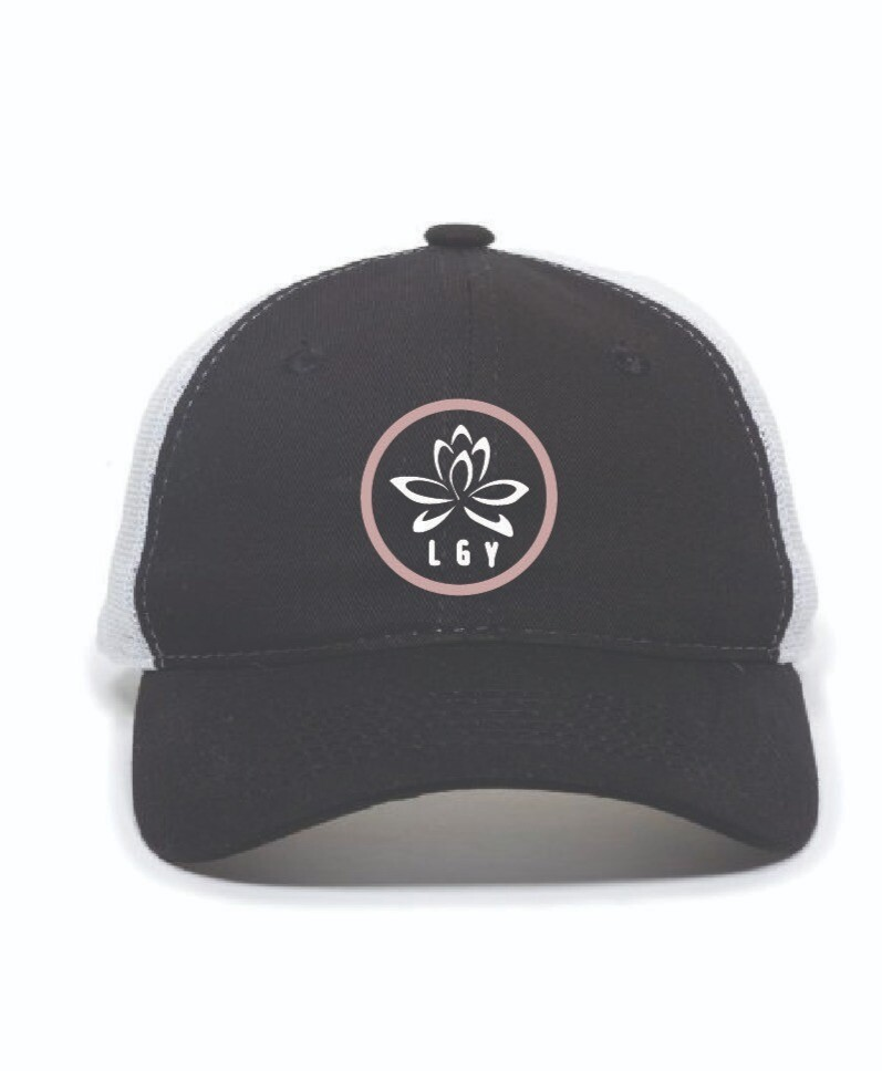 LGY Mesh Adjustable Hat