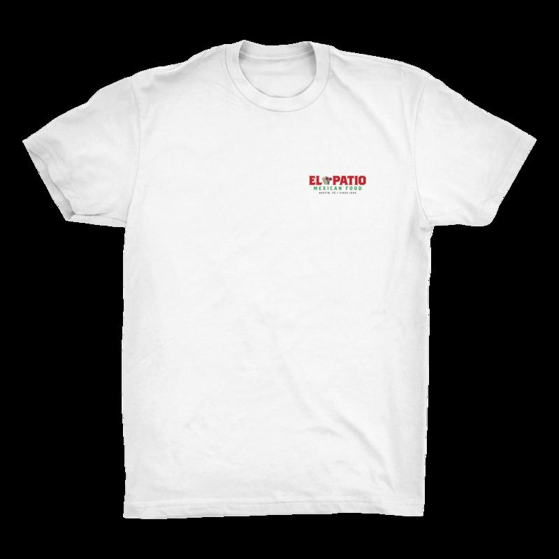 White Sombrero T-Shirt