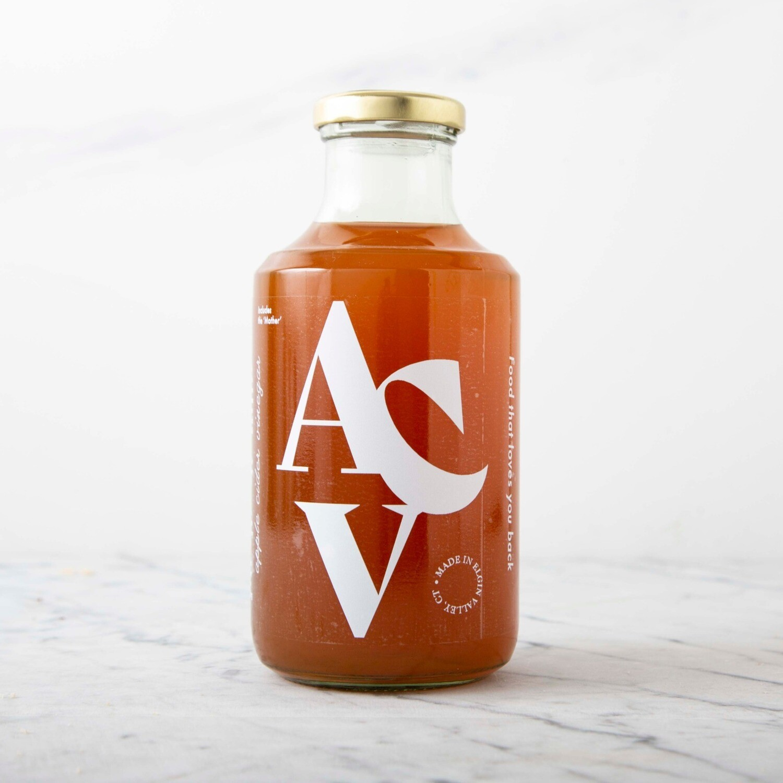 The mother: Apple cider vinegar