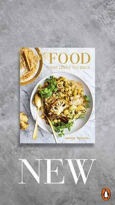 Food that loves you back - Recipe Book