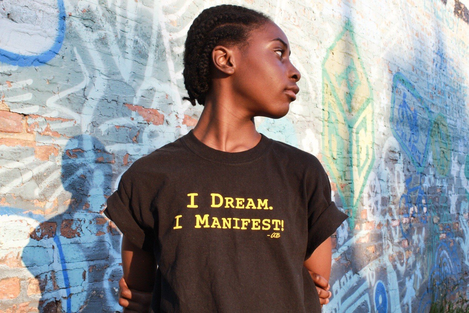 Manifest! Tee for Children (Youth LARGE)