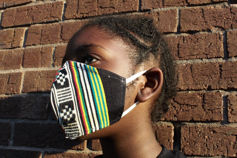 Edentity Bogolan Mask (Children)