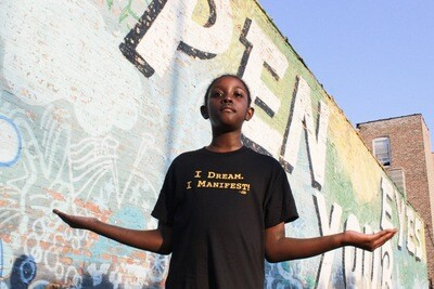 Manifest! Tee for Children (Youth 2T)