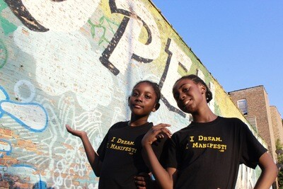 Manifest! Tee for Children (Youth SMALL)