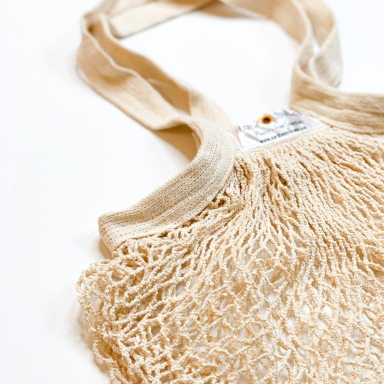 Organic Mesh Shopping Bag