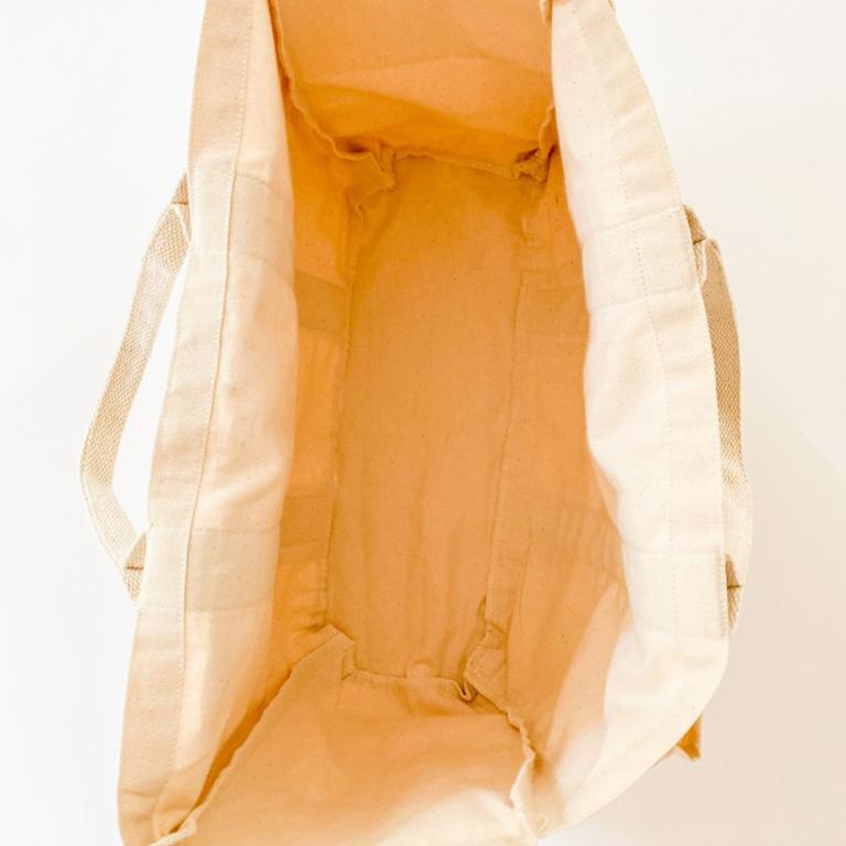 XL Organic Cotton Grocery Bag