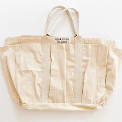 XL Organic Cotton Grocery Bag 00014