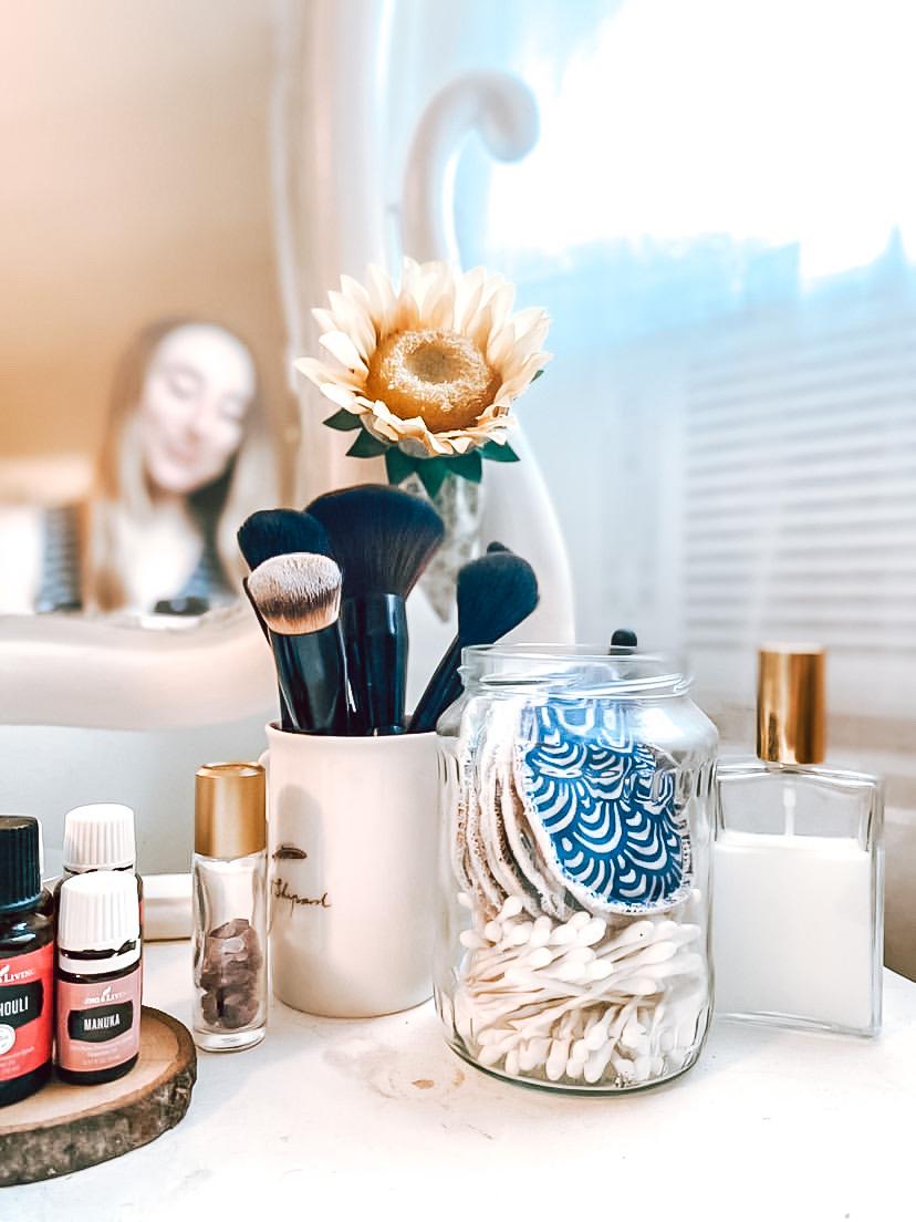 Organic Cotton Make-up Rounds