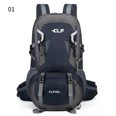 CLF 40L Light Weight Outdoor Day Backpack Cycling, Running Hiking