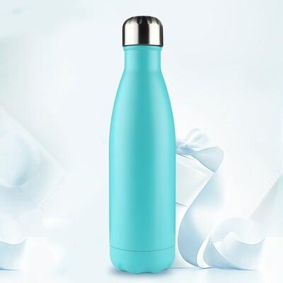 Cloud Fitness Vacuum Insulated Leak-Proof Drinks Bottle, 500ml