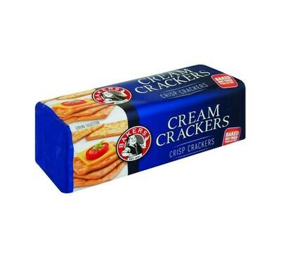 Bakers Biscuits Cream Crackers 200g