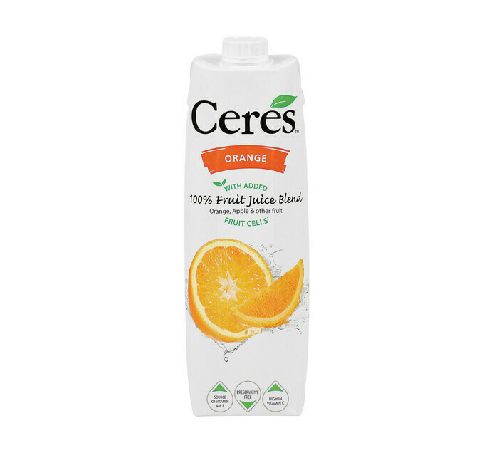 Ceres Juice Orange 1lt