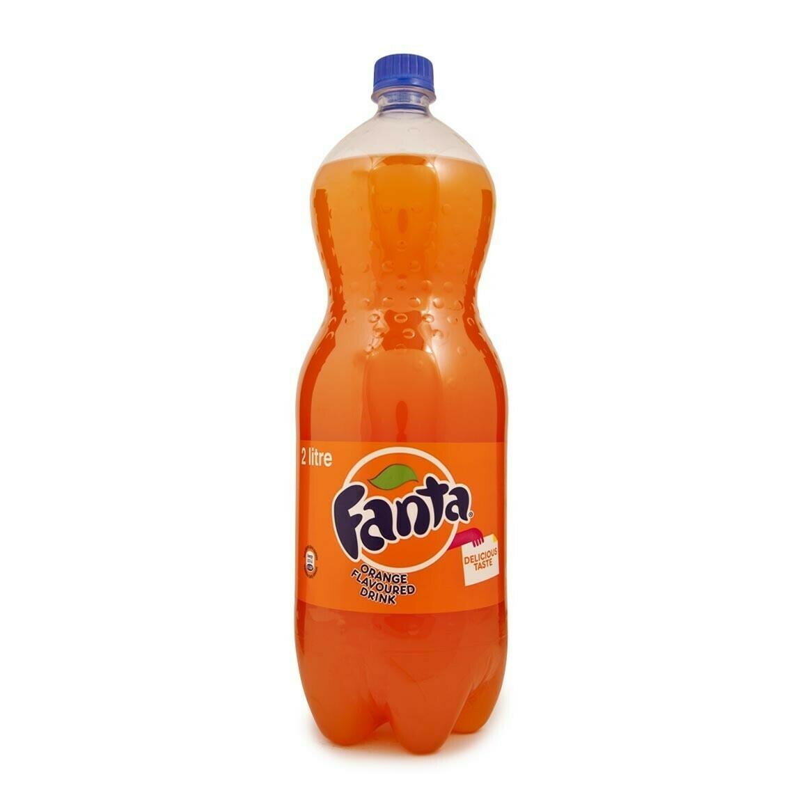 Fanta Orange 2lt