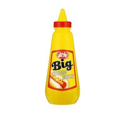 All Joy Big Hotdog Sauce Sauce 500ml