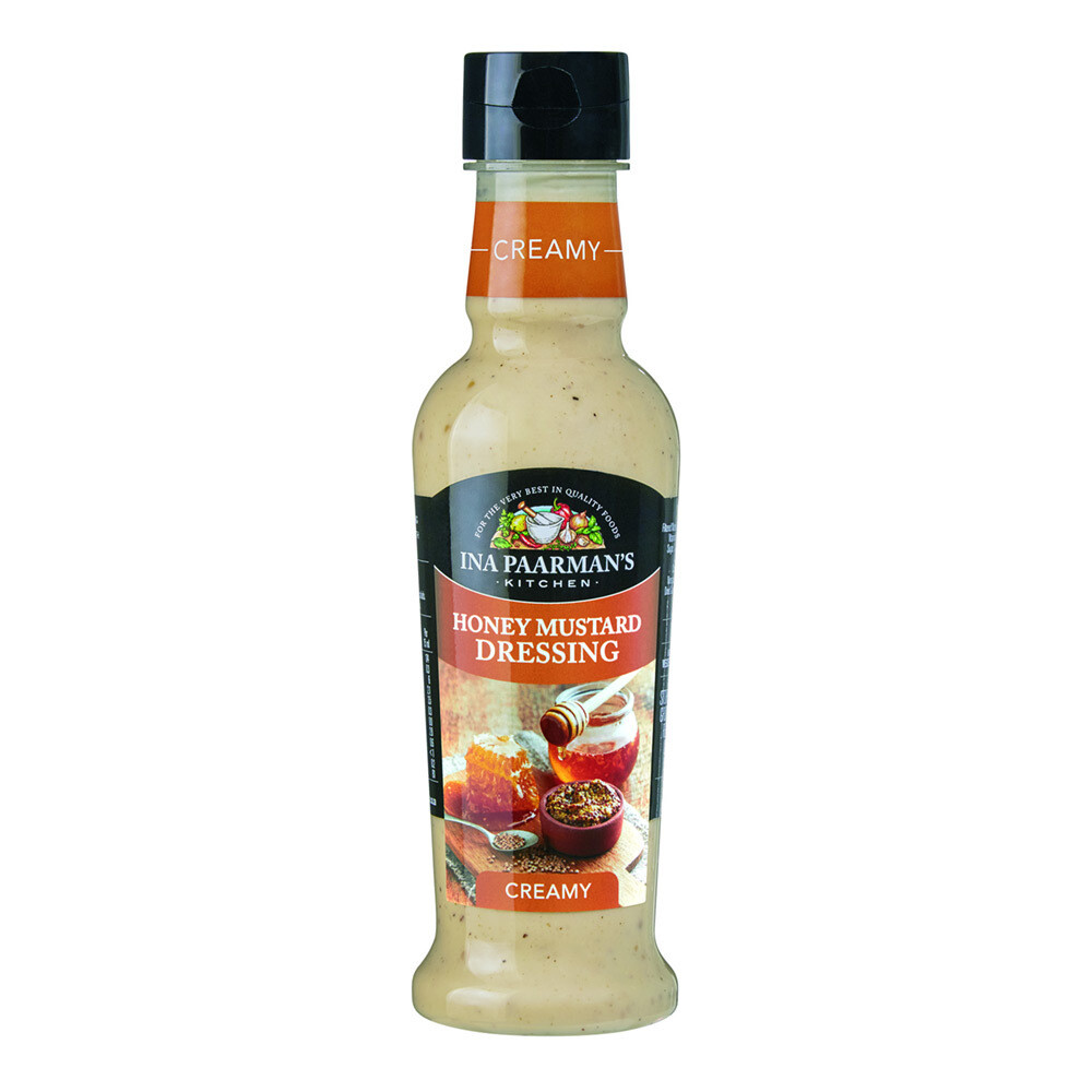 Ina Paarmans Creamy Honey Mustard Dressing 300ml
