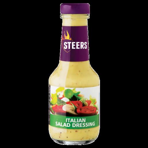 Steers Italian Salad Dressing 375ml