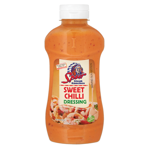 Spur Sweet Chilli Dressing Squeeze 500ml