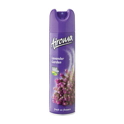 Airoma Air Freshener Lavender Garden 225ml