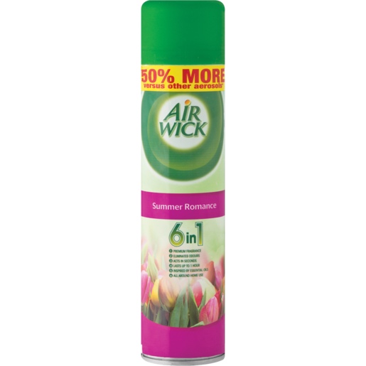 Air Wick Air Freshener Summer Rose 280ml
