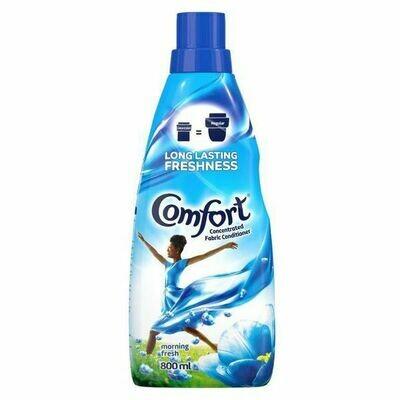 Comfort Fabric Conditioner Morning Fresh 800ml
