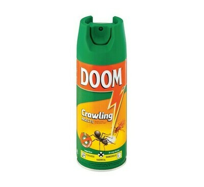 Doom Defend Crawling Insects 6x300ml