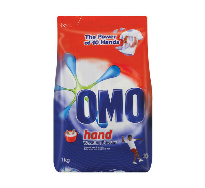 Omo Hand Washing Powder 1kg