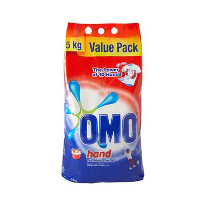 Omo Hand Washing Powder 5kg