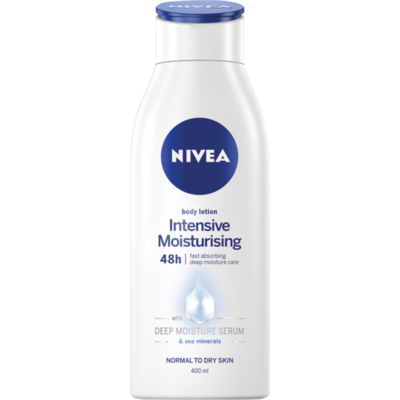 Nivea Intensive Moisturising Body Lotion 400ml