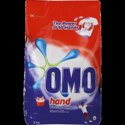 Omo Hand Washing Powder 2kg