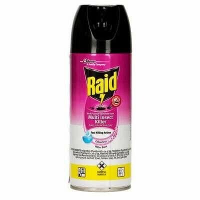 Raid Multi Insect Killer 6x300ml