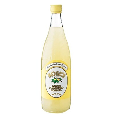 Roses Lemon Cordial 750ml
