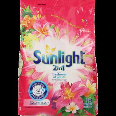 Sunlight 2in1 Handwashing Powder Tropical Sensations 2kg