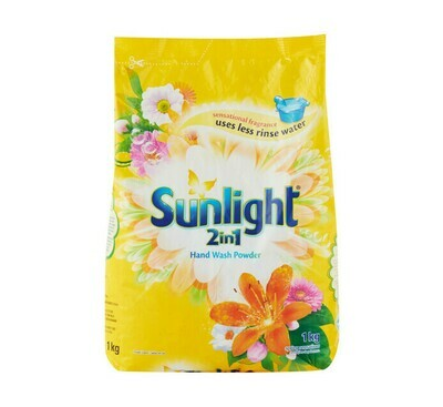 Sunlight 2in1 Handwashing Powder Spring Sensations 2kg