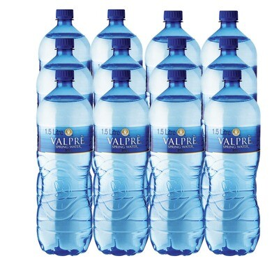 Valpre Still Water 12x1.5lt
