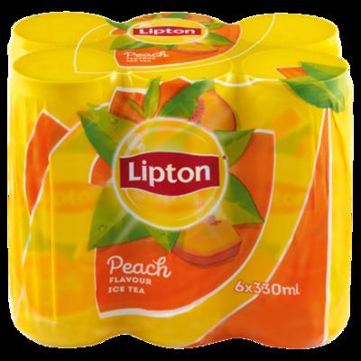 Lipton Ice Tea Peach 6x330ml