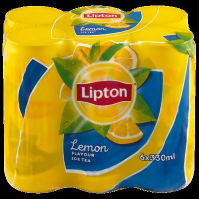Lipton Ice Tea Lemon 6x330ml